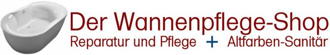 Der Wannenpflegeshop-Logo