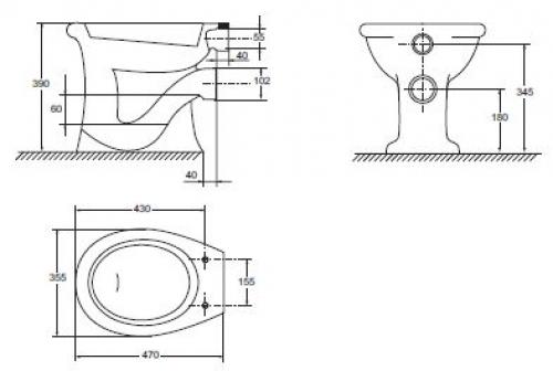 der wannenpflegeshop badausstattungen in der farbe bermudablau. Black Bedroom Furniture Sets. Home Design Ideas