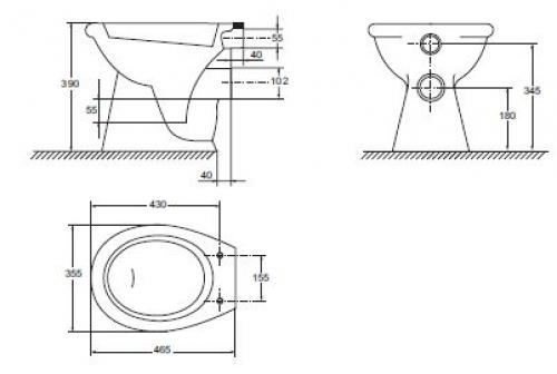 der wannenpflegeshop stand wc egeria moosgr n hersteller wsa. Black Bedroom Furniture Sets. Home Design Ideas
