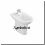 Stand-Bidet Modell Garant in curry
